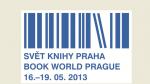 Logo Světa knihy 2013