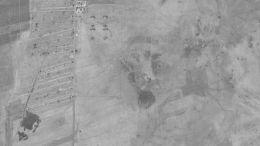 Satelitní snímek původní velikosti uprchlického tá…