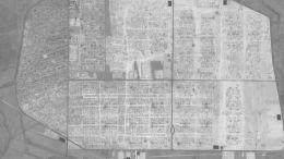 Aktuální satelitní snímek uprchlického tábora Zaat…