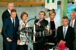 Mše v katedrále v Oslu za oběti Breivikova útoku