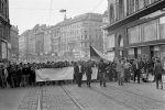 21. srpen 1968 v Brně