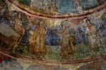 Nástěnné malby v rotundě svaté Kateřiny
